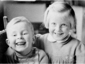 afbeelding grootvader en moeder